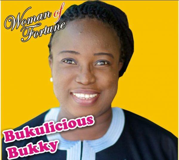 Bukulicious Bukky