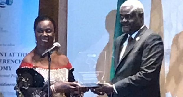 WIMAFRICA Bags Continental Blue Economy Award