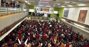 NSE gets recognition for CSR