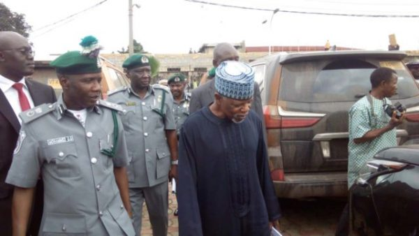 Customs seizes contraband worth N61.5 billion