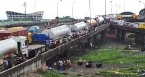 BULLS: 'Apapa Traffic'