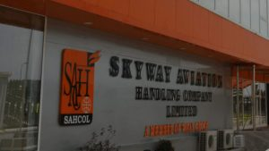 SAHCO Wins Best Ground Handling Company Award