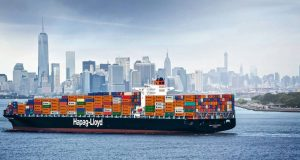 Shipping firm increases freight rates to Nigeria