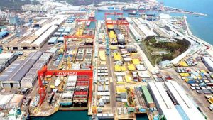 Top two shipbuilders to merge in $2 billion deal