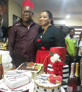 Women Should Assist In Growing Family Businesses- Obelle
