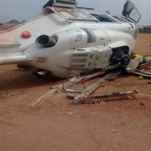 Caverton Responsible For Osinbanjo's Helicopter Crash- AIB