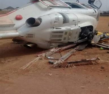 Caverton Responsible For Osinbanjo's Helicopter Crash- AIB