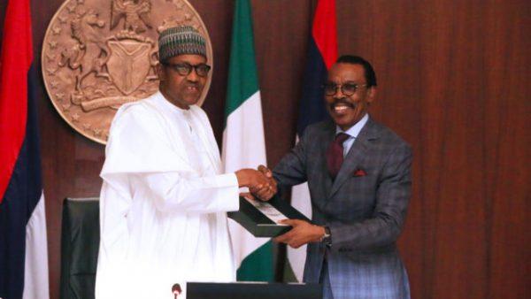 Buhari gets minimum wage panel report, promises prompt action