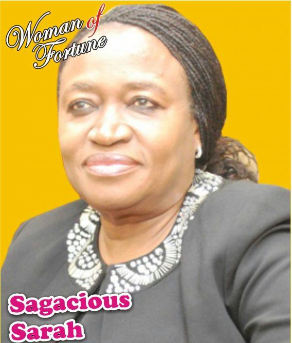 Sagacious Sarah