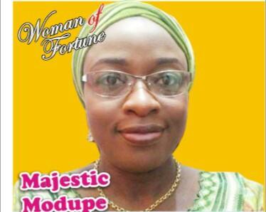 Majestic Modupe