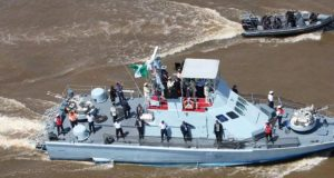 Combating piracy on Nigerian waters