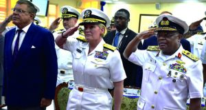 U.S. navy, others to tackle illegal maritime activities