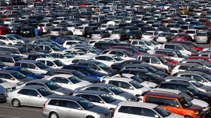 Nigerians spent N509.8bn on imported used vehicles in nine months