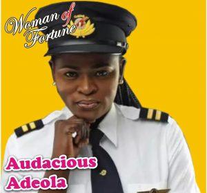 Audacious Adeola