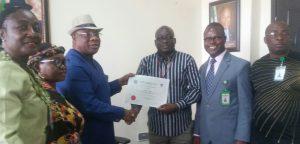 CRFFN, UNILAG Sign Agreement On FIATA Training