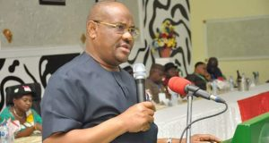 Wike alleges oil firms are fuelling insecurity in Rivers