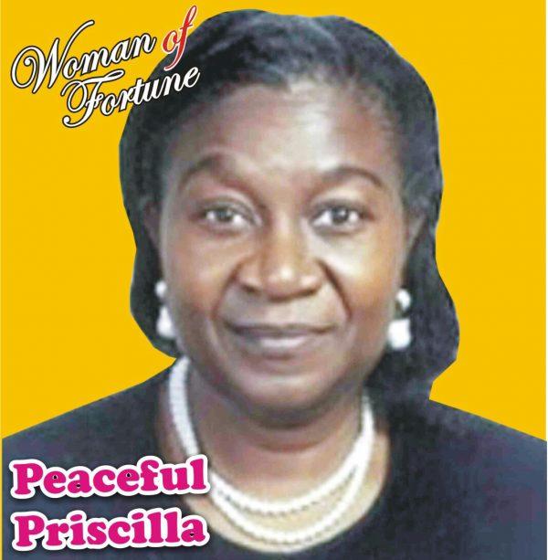 Peaceful Priscilla