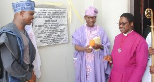 SIFAX Group Donates Community Clinic, Hall In Ogun State