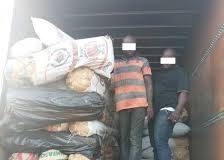 NDLEA Intercepts 150 Bags Of Cannabis Worth N20 Million Lagos