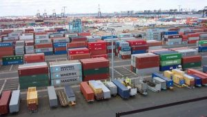 Crisis Looms As Rail Contractor Blocks Apapa Port Terminal, Demolishes Exit Gate