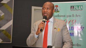 Enugu airport rehabilitation ready before Easter — Minister