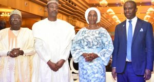 Seafarers' Day: Nigeria's First Lady Leads Campaign For More Women In Maritime