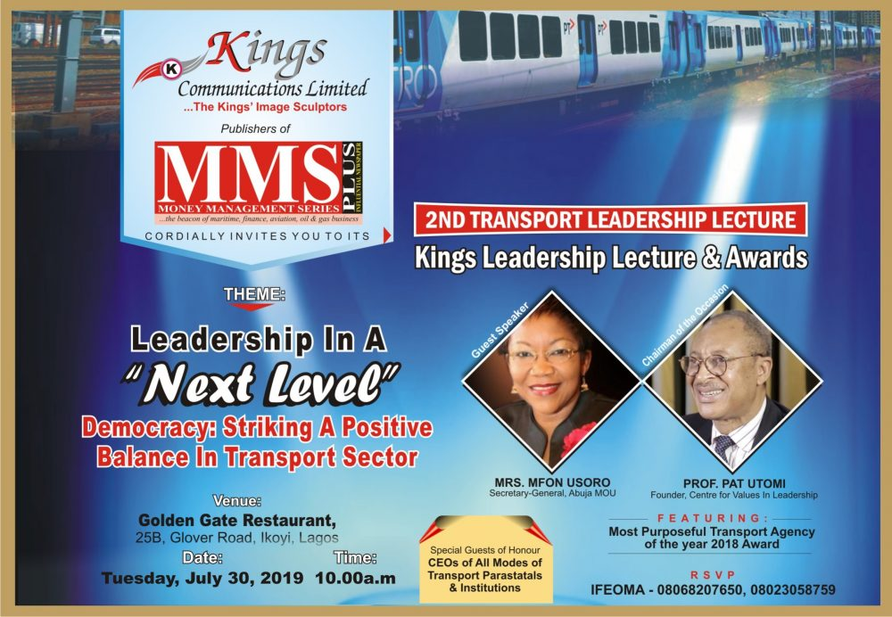 Transport and leadership