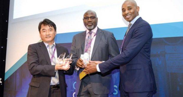Nigeria wins award with Egina floating facility