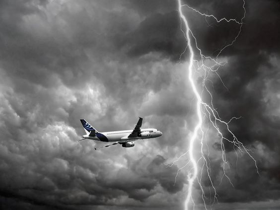 Bad Weather: Bane Of Flight Operations In Nigeria