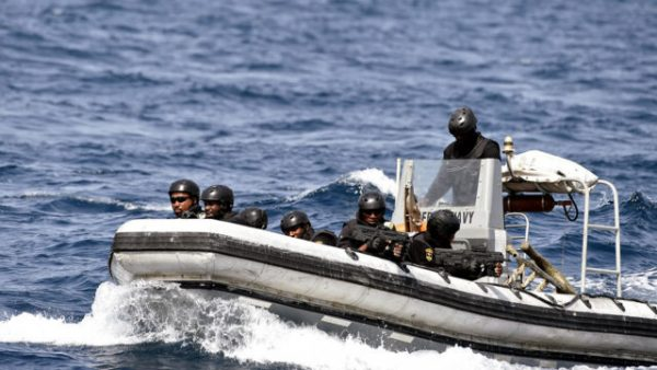 Pirates attack on Nigerian waters drop further