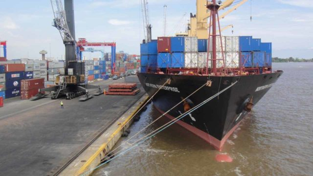 Managing Lagos Ports