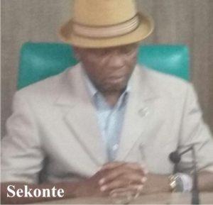 BEARS: Sekonte's 'Political' Sleep