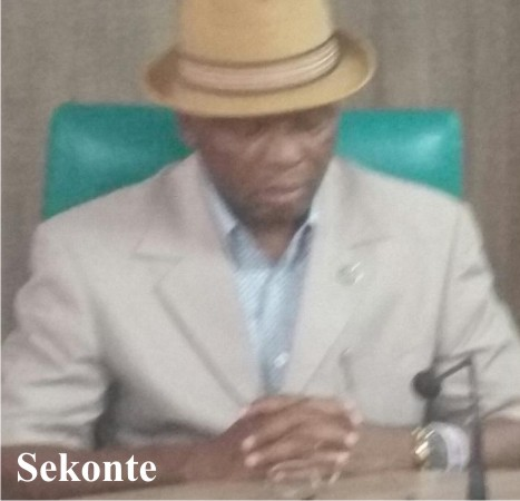 BEARS: Sekonte's 'Political' Sleep
