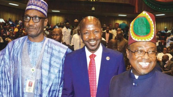 NNPC's financials clean, open to EFCC, says Baru