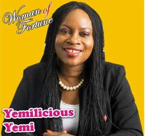Yemilicious Yemi