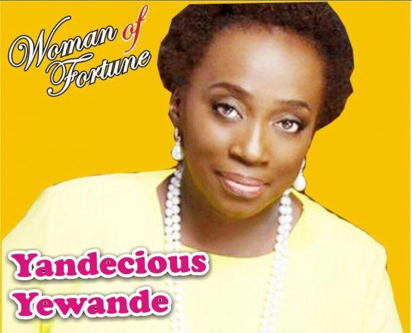 Yandecious Yewande