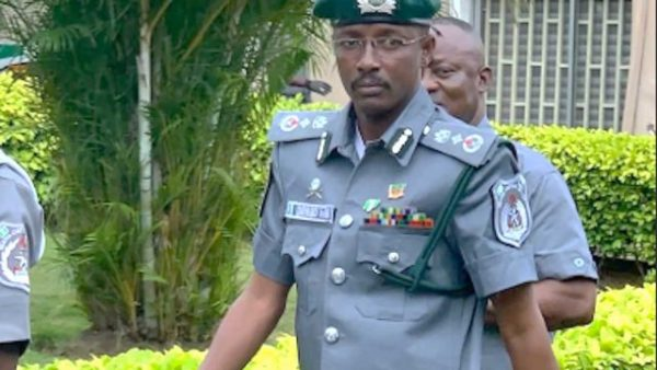'Mentally ill' officer attempts takeover as customs boss