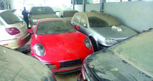 N30b seized vehicles waste away in customs custody