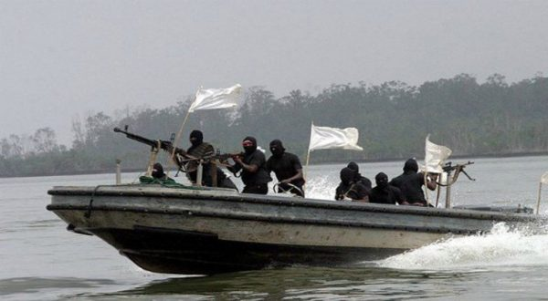 Nigeria, Cameroon to combat piracy in Gulf of Guinea