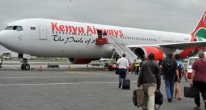 'Nigerian market kept Kenya Airways through hard times'