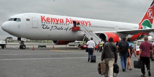 'Nigerian market kept Kenya Airways through hard times'