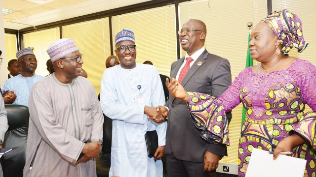 Sylva pledges to reposition petroleum sector, requests briefing from agencies