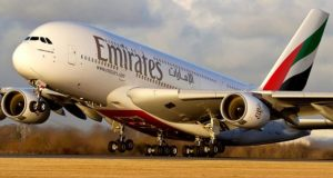 Shake-up in Emirates as profits plunge by 69 per cent