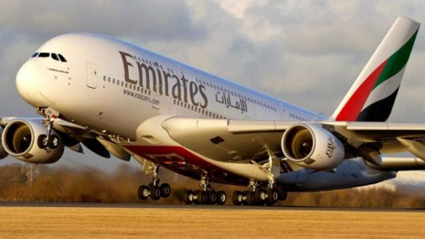 Again, Emirates Airlines suspends flights from Nigeria