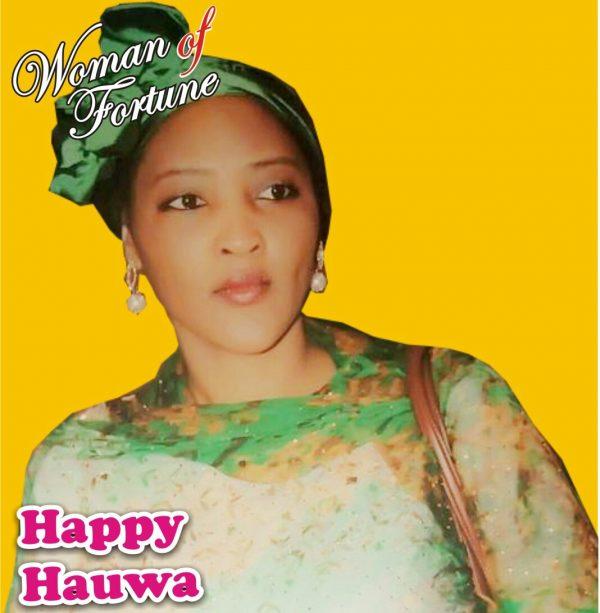 Happy Hauwa