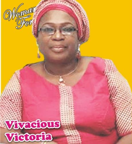 Vivacious Victoria