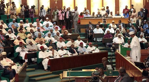 National Assembly passes oil production sharing contract bill