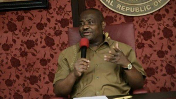 Governor Wike offers solution to oil theft
