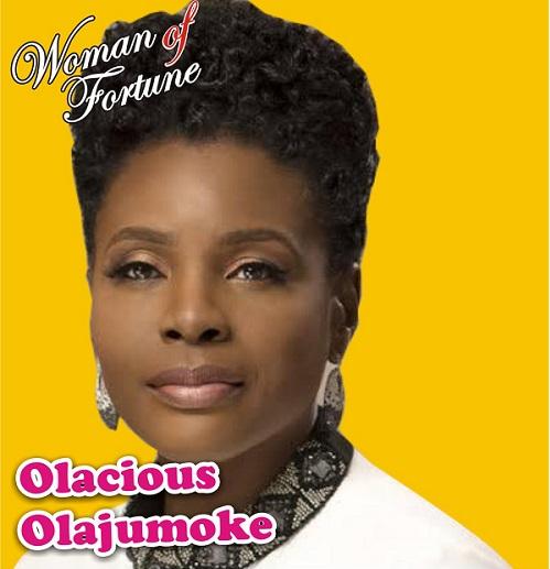 Olacious Olajumoke