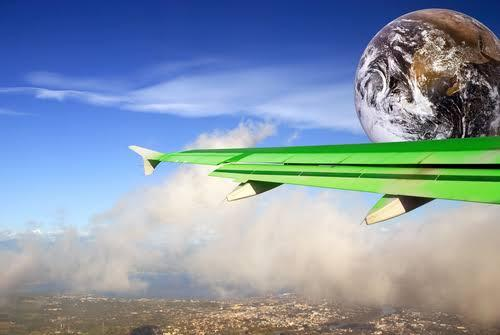 How Airlines Manage Effects Of Climate Change